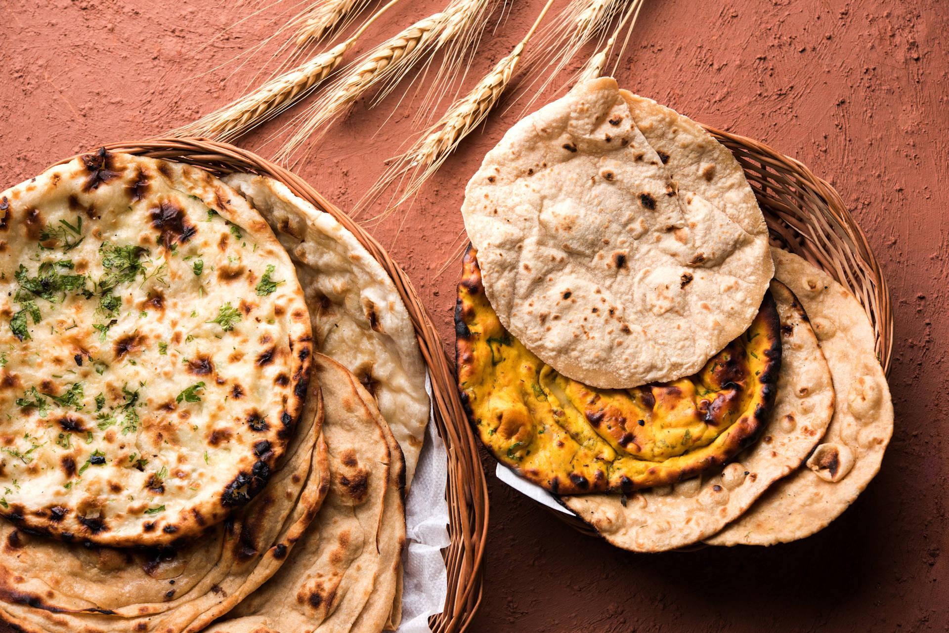 Tandoori Bread